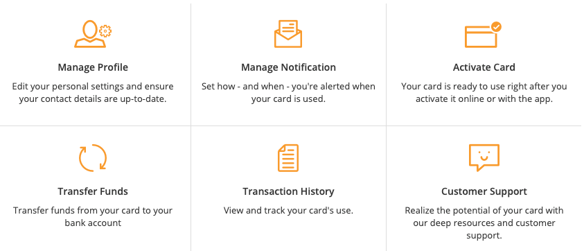 list of features of usdirectexpress